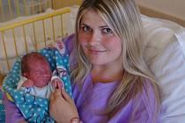Tomášek Přichystal se narodil v ústecké porodnici 12. 6. 2014 (08.51) mamince Kateřině Hellerové. Měřil 47 cm a vážil 2,53 kg.
