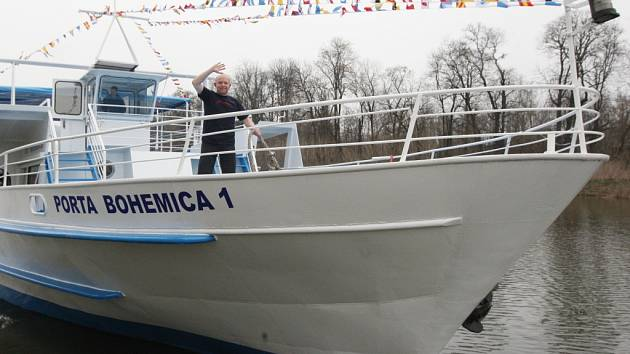 Porta Bohemica vypluje do Ústí nově také v týdnu.