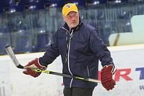 Jiří Merta, asistent trenéra hokejistů Ústí nad Labem
