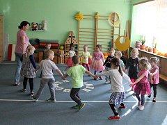 Své tablo najdou ve středečním deníku rodiče dětí z MŠ Větrná ze Severní Terasy.