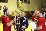 Vítězný tým turnaje - Staré dobré časy.
