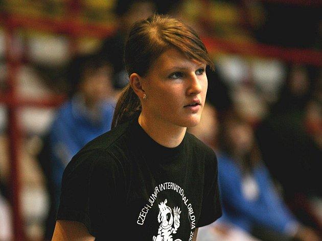 Lucie Pilařová si přivezla dvě medaile.
