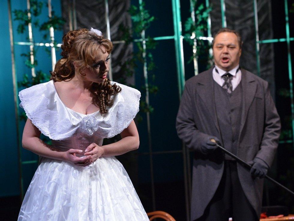 La traviata. Příběh plný emocí.