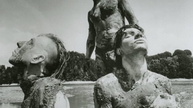 The Young Gods na snímku ze svých začátků.