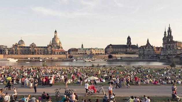 Na Drážďanských městských slavnostech se očekává více než půl milionu návštěvníků.