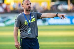 Fotbalový trenér Zdenko Frťala.