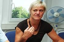 Starostka Trmic Jana Oubrechtová