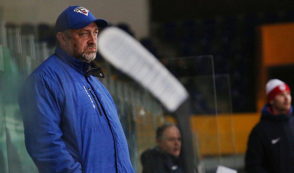 Tomáš Mareš, trenér Slovan Ústí nad Labem