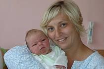 Renáta Vagelová, porodila v ústecké porodnici dne 8. 5. 2011 (19.03) syna Alexe (50 cm, 4,17 kg).