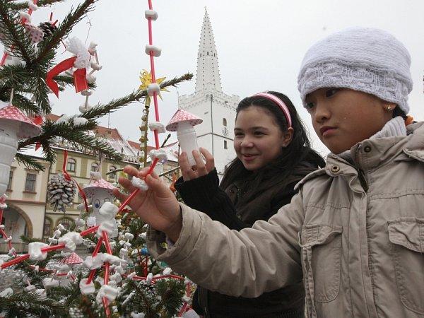 VKadani začnou oslavy už vsobotu 29.listopadu.