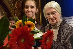 Elizaveta Klyuchereva (14) z Moskvy, absolutní vítězka soutěže Virtuosi per musica di pianoforte 2014.