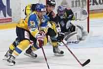 Ústečtí hokejisté se ve čtvrtfinále play off 1. hokejové ligy střetnou s Kadaní. Tu v letošní sezoně ve všech čtyřech vzájemných zápasech porazili.