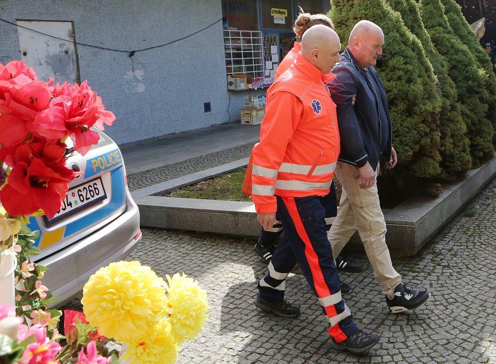 Česká televize natáčí v Neštěmicích kriminální seriál Sever