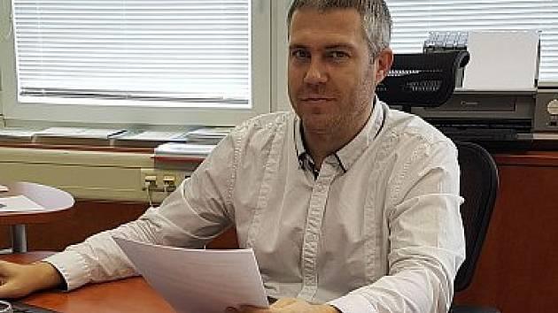 generální ředitel SVS Bronislav Špičák