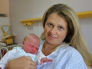 Ondřej Drexler se narodil Monice Asaadové z Ústí nad Labem 11. září v 7.35 hod. v ústecké porodnici. Měřil 49 cm a vážil 3,89 kg.