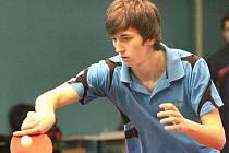 Talentovaný mladík Jakub Seibert je jednou z opor ústeckého Slavoje v extraligové soutěži.