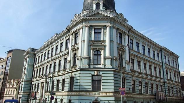 Fakulta zdravotnických studií UJEP má sídlo v ústecké ulici Velká Hradební.
