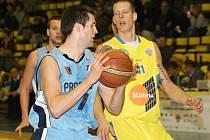 Basketbalisté Ústí podlehli doma Prostějovu a zůstali poslední.