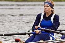 Ústecká veslařka Klára Janáková zúročila své zkušenosti a na mistrovství oblasti Labe si dojela pro tři tituly.
