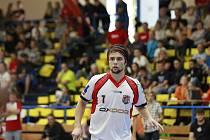 Superliga, 2. kolo. Florbal Ústí - Sokol Pardubice.