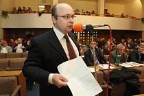 Představitel ČEZu Vladimír Hlavinka