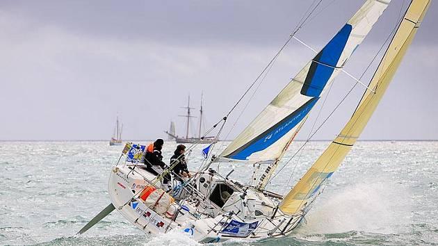 Besedu s úspěšným českým jachtařem–mořeplavcem Davidem Křížkem hostí Severočeská vědecká knihovna