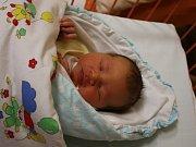 Filip Koleš se narodil v ústecké porodnici 3.1.2017 (8.25) Michaele Kolešové. Měřil 51 cm, vážil 3,67 kg.