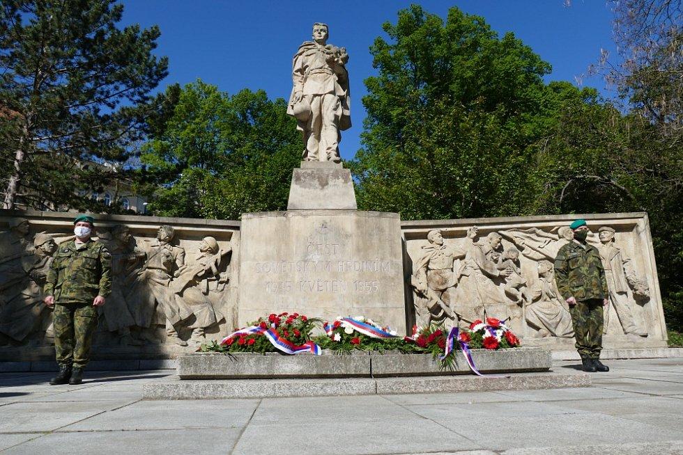 Pieta v Městských sadech v Ústí nad Labem