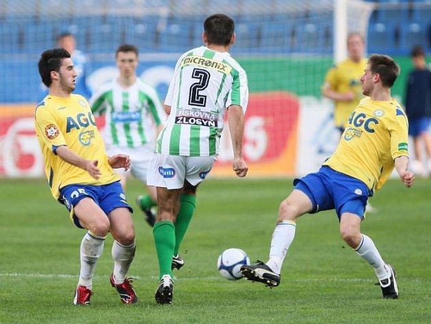 Gambrinus liga Teplice a Bohemians Praha