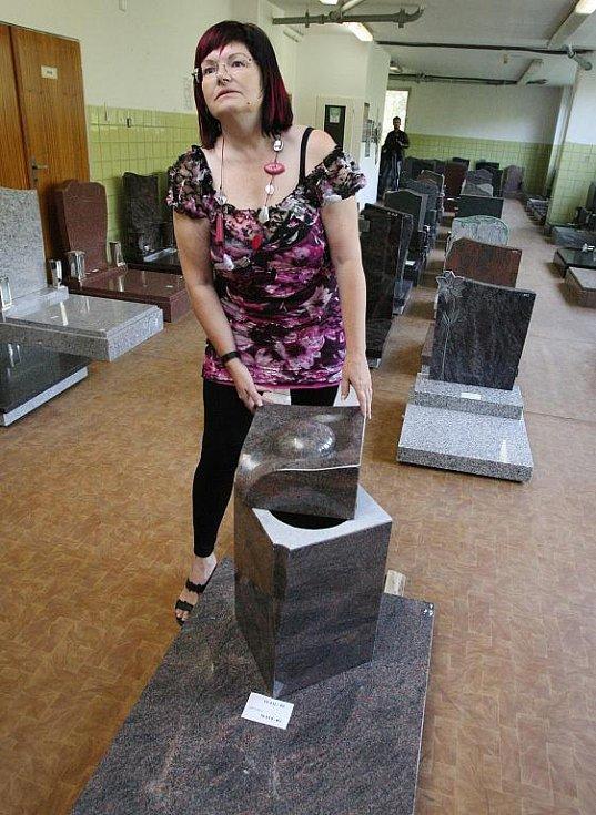 Střekovské krematorium pořádalo den otevřených dveří.