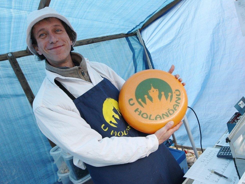 Ron Meerts a Marije Claasová z Holandska pobývají v Litoměřicích už pátým rokem.