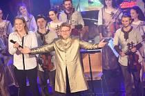 Koncert ukrajinského orchestru Lords Of The Sound.