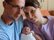 Emílie Müllerová se narodila 19.9. (13.30) Michaele Krycnerové. Měřila 45 cm, vážila 2,36 kg.