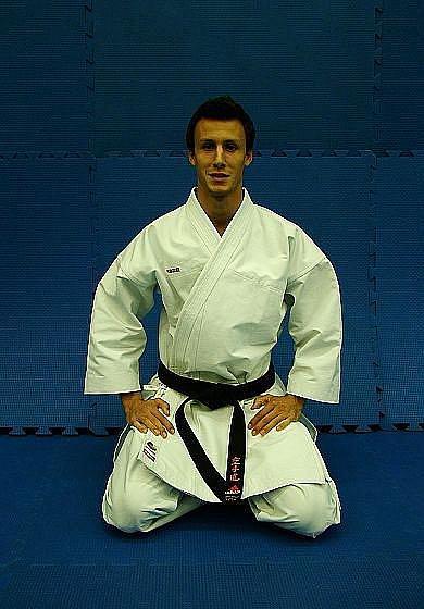 Ústecký Karatista Tomáš Pavlíček se stal mistrem světa v kumite.