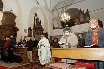 Mše svatá se 24. prosince uskuteční také v Třebenicích na Litoměřicku, od 22 hodin.