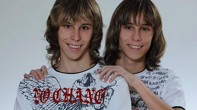 Erik a Dan Zatloukalovi.