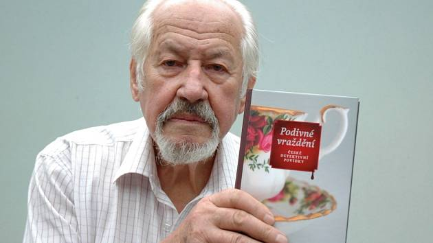 Ústecký spisovatel Ladislav Muška loni slavil 85. narozeniny.