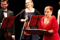 Dagmar Pecková zazpívá v Ústí nad Labem.