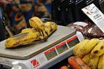 Sobotní Africké trhy v ústeckém obchodním centru Forum přilákaly množství zákazníků.
