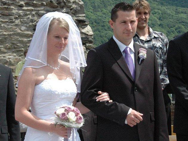 Manželé Kopáčkovi