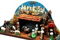 Žitavská výstava ukazuje betlémy a vánoční scenérie od Krušných hor, přes Lužické hory, Krkonoše až za Jeseníky.