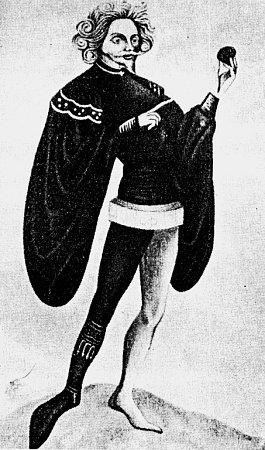 Král Václav IV. jako módní hejsek.