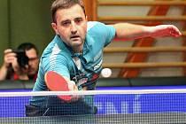 Stolní tenisté Slavoje Severotuku se vezou na vítězné vlně.