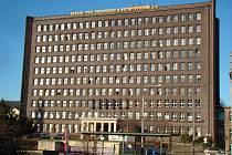 Správní budova Spolchemie.