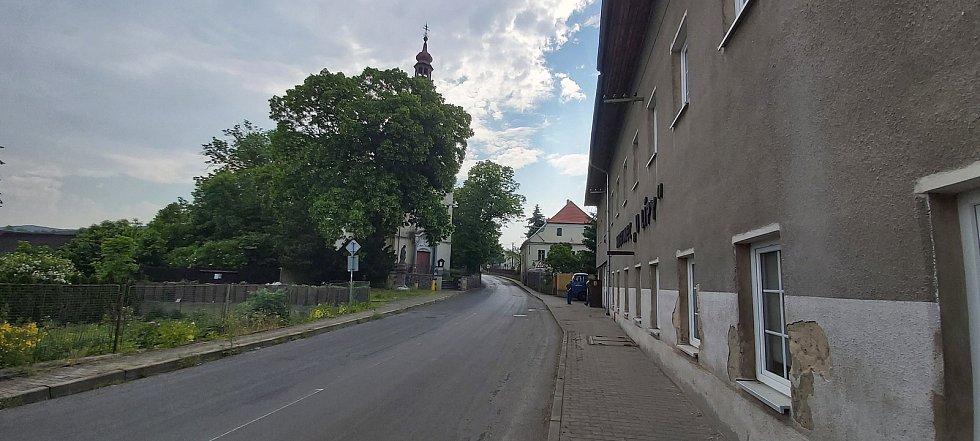 Z procházky po Řehlovicích.