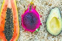 Exotické africké ovoce bude k mání v  Národním domě v Ústí nad Labem.