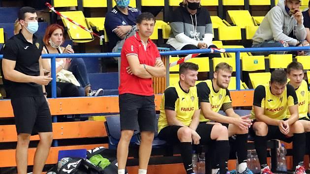 Futsalisté Rapidu ilustrační