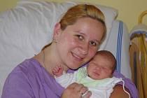 Dominika Vernerová, se narodila v ústecké porodnici dne 26. 6. 2013 (16.40) mamince Žanetě Vernerové, měřila 50 cm, vážila 3,37 kg.