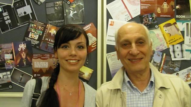 Slavný francouzský režisér Michel Ocelot na AniFestu.