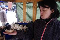 K Blance Staré se milovníci hub naučili chodit jako do lesa . Najdou u ní hned několik druhů.